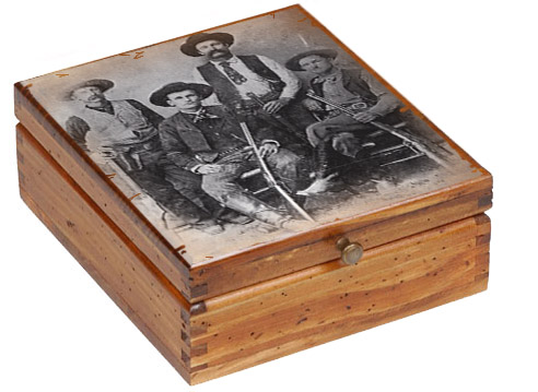 Desk Style Box