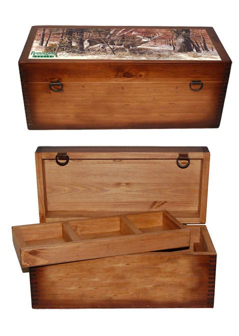 Field Box with Tray