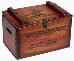 Large Ammo Box w/ Finish